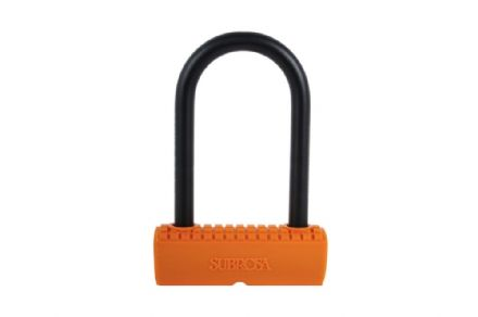 Subrosa Shield Lock - Orange